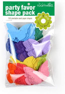 Roamwild Seeded Paper Shapes - Pack Of 100 (Butterfly)