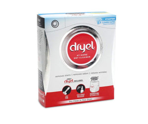 New Dryel at-Home Upgraded Dry Cleaning Starter Kit with Stain Pen & Wrinkle Spray