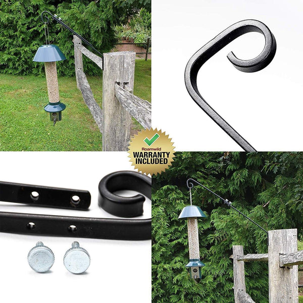 Roamwild PestOff Deck Bracket