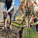 Roamwild Multi-Digger Fibreglass Light Weight Garden Digging Fork