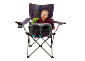 camping highchair