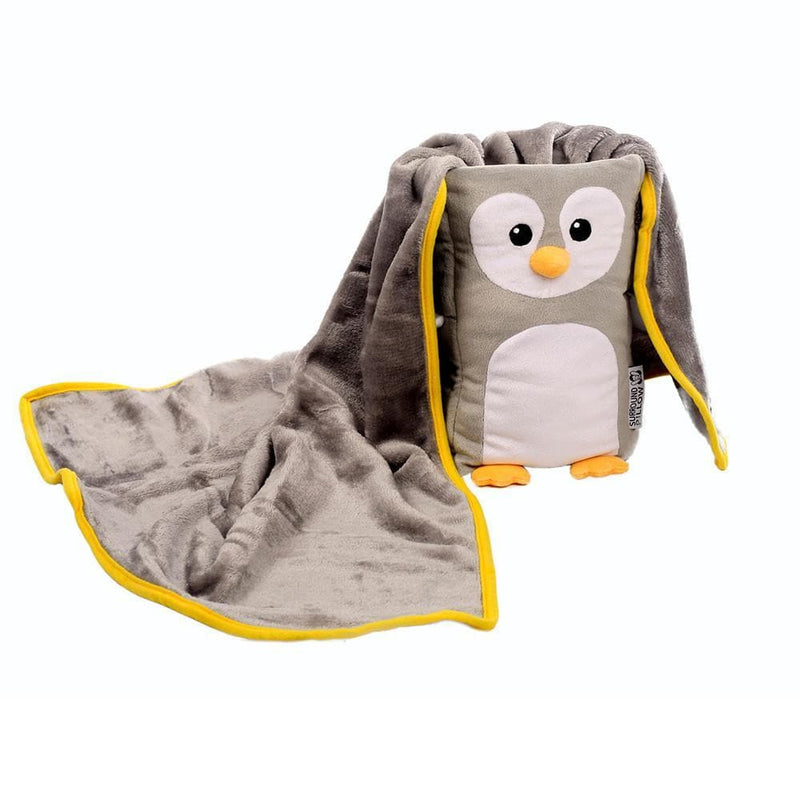 Roamwild Armrest Buddy Children's Travel Pillow & Blanket