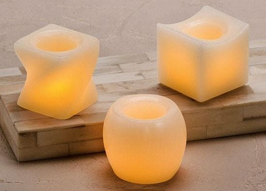 small mini candles