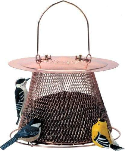 Perky-Pet No No Bird Feeder Range With Tray