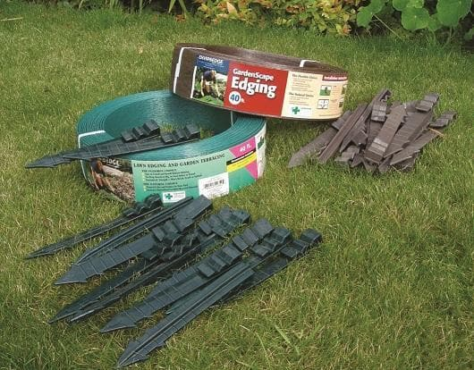 GardenScape Edging 20 Ft.  Edging Kit - Green