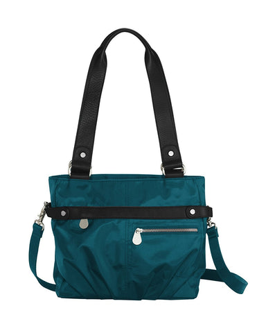 Ladies Kathryn Tote in Emerald - Baggallini