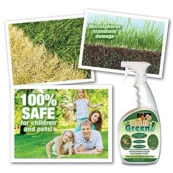 GetitGreen - INSTANT grass spot/shrub repair - Buy 1 get 1 FREE