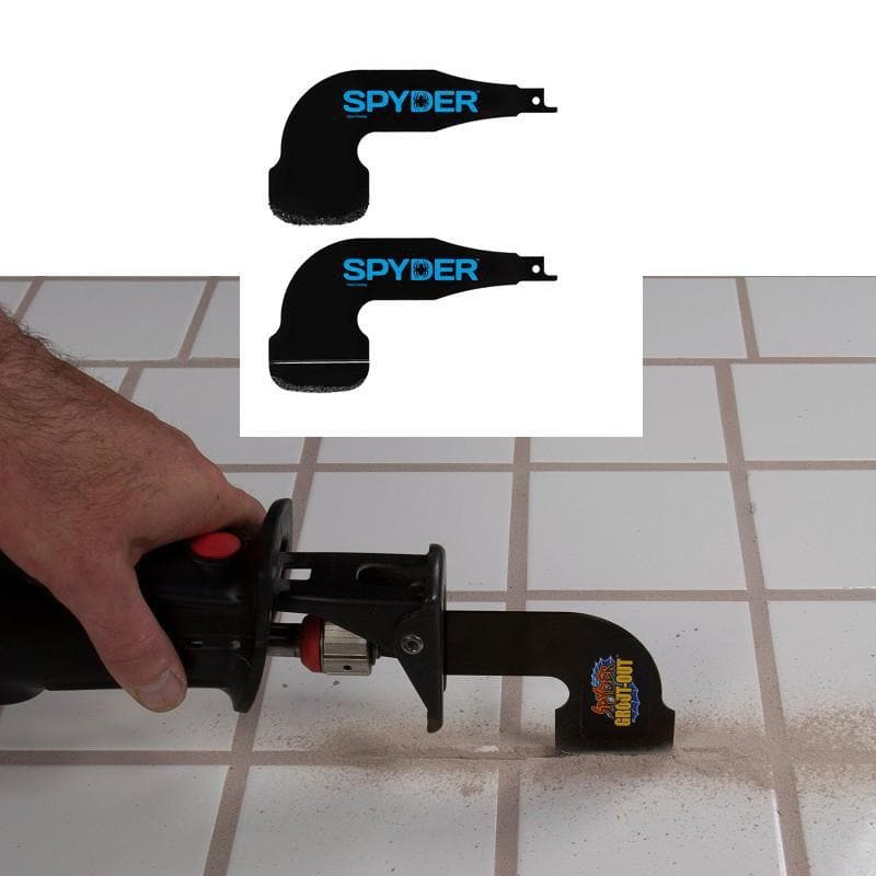 Grout Removal Blades For Jigsaw Pack Of 2 HOMGAR