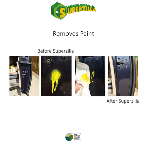 SuperZilla - Lubricator and Cleaner Like You Have Never Seen - NEW to UK