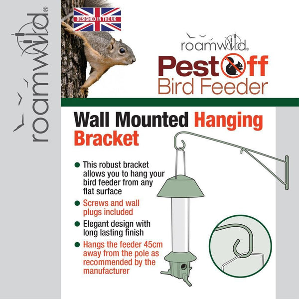pestoff bird feeder mounting bracket