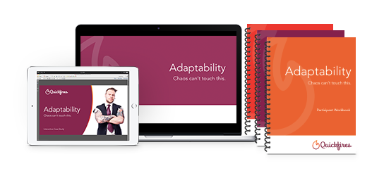 Adaptability Training Course Materials