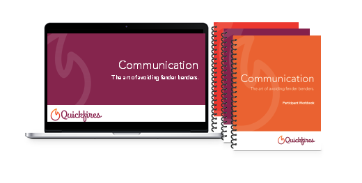 Communication Training Course Materials