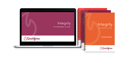 Integrity Training Course Materials