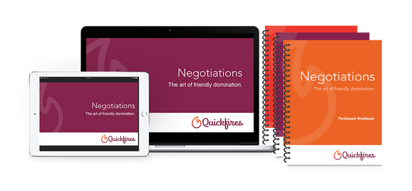 Negotiations Training Course Materials