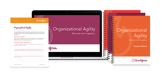 Organizational Agility Training Course Materials