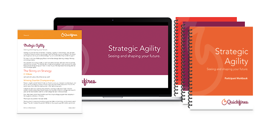 Strategic Agility Training Course Materials