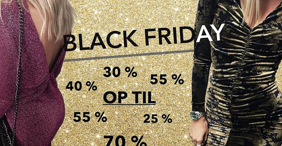 Black Friday hos Trendday