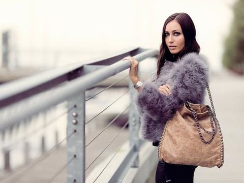 Lookbook - Photoshoot i Hellerup