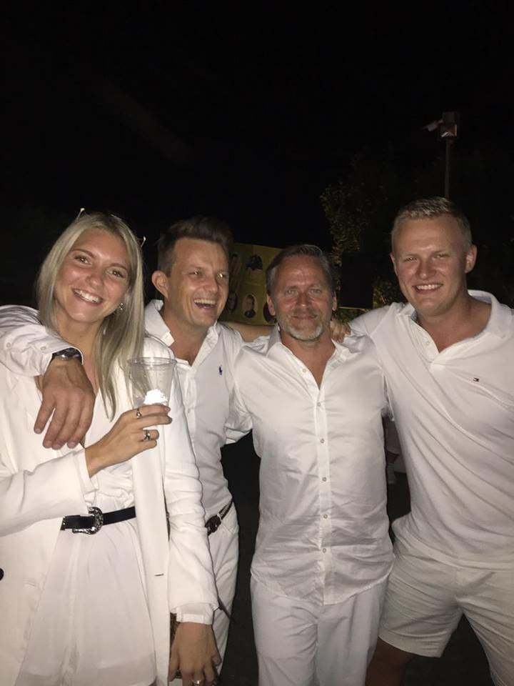 Marbella Bootcamp - White party!