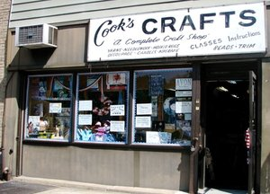 Cook's Arts & Crafts Shoppe In Queens, NY