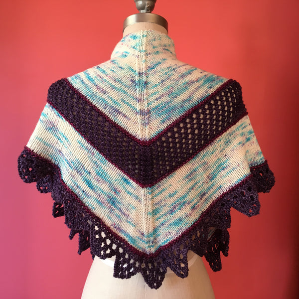 Mary's Shawlette