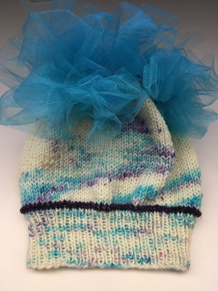 Judy's Tulle Hat