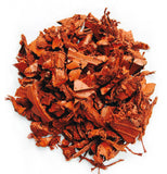 Brick Red Rubber Chippings