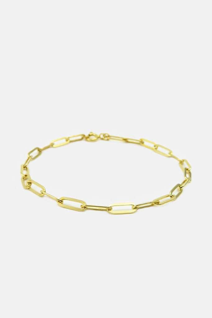 Small link chain, Vermeil