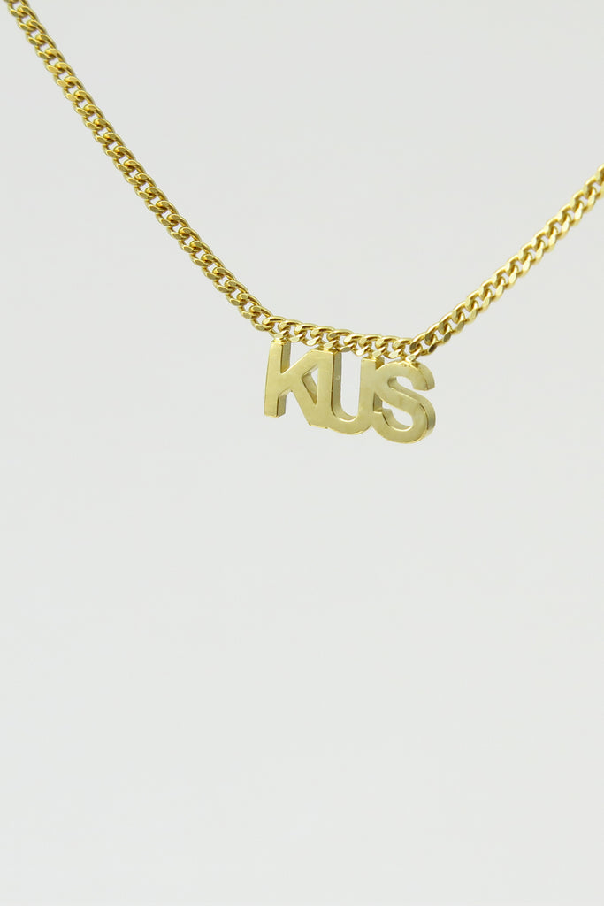 Kus necklace, vermeil