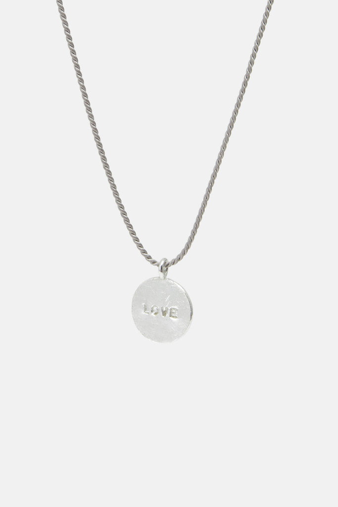 CHARM WITH LOVE, silver