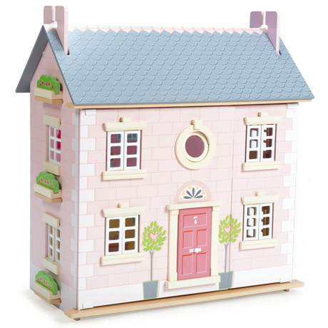 Wooden Dolls Houses and Dolls House packages