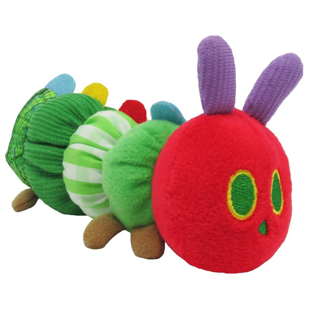 Happy Birthday to the Very Hungry Caterpillar