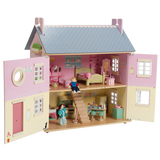 Bay Tree House - wooden dolls house
