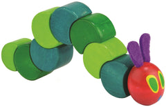 Very Hungry Caterpillar Wooden Grasp & Twist Caterpillar
