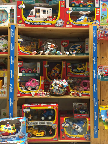Wow Toys in Giddy Goat Toys