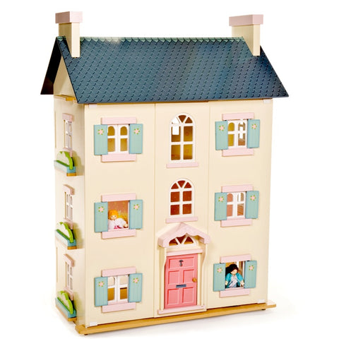 Cherry Tree Hall - wooden dolls house