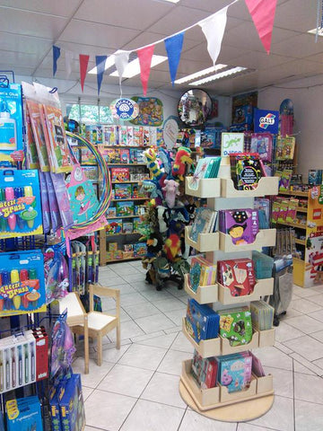 Giddy Goat Toys - children's toy shop in Didsbury, Manchester