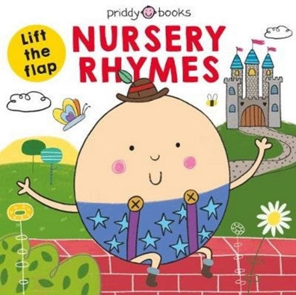 Lift The Flap Nursery Rhymes board book
