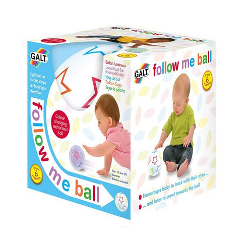 Follow Me Ball - baby toy