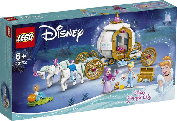 Lego Disney - Cinderella's Royal Carriage 43192