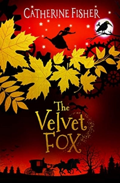 The Velvet Fox by Catherine Fisher