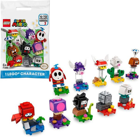 LEGO® Super Mario™ Character Packs – Series 2 - 71386