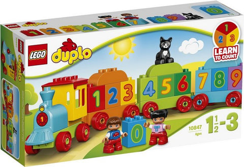 Lego Duplo Numbers Train - 10847