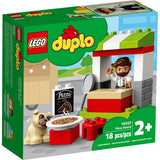Lego Duplo Pizza Stand- 10927