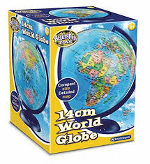 Brainstorm Toys - World Globe, 14cm