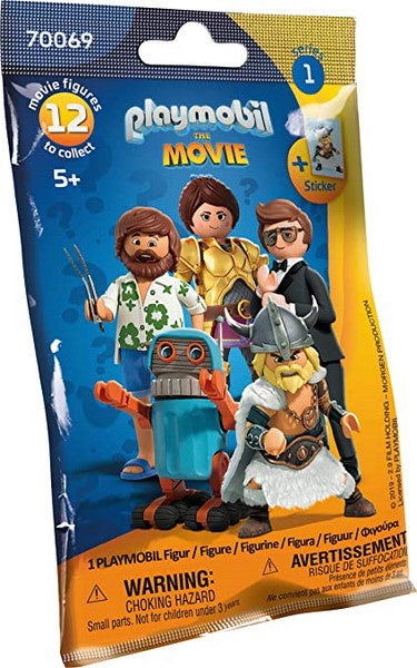 Playmobil Movie Figures