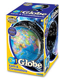 Brainstorm Toys - 2 in 1 Globe Earth & Constellations
