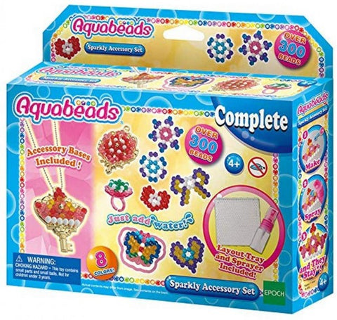Aquabeads - Sparkly Accessory set