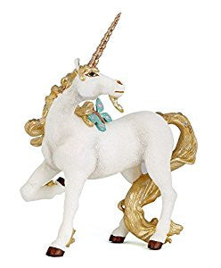 Papo Mythical Creatures - Golden Unicorn