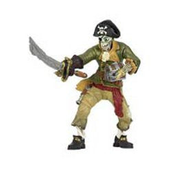 Pirate Zombie Papo Figure